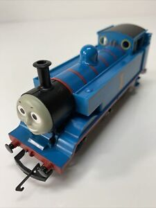 Hornby R351 OO Gauge Thomas & Friends Thomas 0-6-0 Locomotive VGC Runs Well (8)
