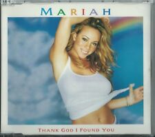MARIAH CAREY / 98 DEGREES & JOE - THANK GOD I FOUND YOU 2000 UK CD SINGLE PART 2