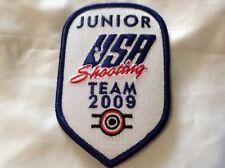 Boy Cub Scout Junior USA Shooting Team 2009 Patch