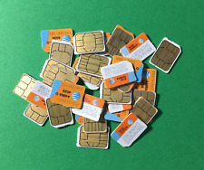 AT&T Nano SIM Card - For AT&T ATT iPhone X 8 7 6s 6 Plus 5 5c 5s - No Service