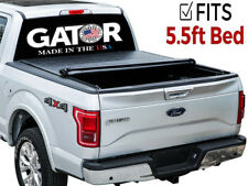 Gator Soft Roll Up Tonneau Truck Bed Cover 2015-2018 Ford F150 5.5 ft