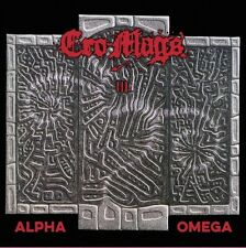 Alpha-Omega - Cro-Mags (2016, CD NEU)