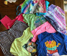 Lot of 8: Girls Size Xl Spring Summer Casual Clothes Target, Walmart, Mudd, Jcp