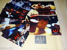 ALI ! Cassius Clay  Muhammad Ali - W Smith jeu 10 photos cinema lobby card boxe