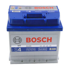 OEM Replacement Bosch Car Battery 12V 52Ah Type 012 420CCA 4 Years Wty Sealed