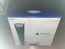 Empty PS5 Box