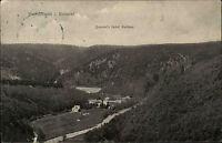 Wendefurth Harz AK 1912 Bodetal Quensels Hotel Kurhaus Poststempel Blankenburg