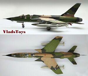 Hobby Master 1/72 F-105F Thunderchief USAF 355thTFW Leo Thorsness Vietnam HA2551