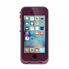 NEW LifeProof FRE SERIES Waterproof Case for iPhone 5/5s/SE- (CRUSHED PURPLE)