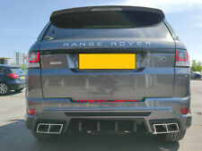 Range Rover Sport 2013>2019 L494 Rear Bumper with Tailpipe Finishers
