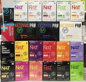 Pruvit Keto OS NAT ketones1,2,3,4, 5,10...Trial packs - you choose!