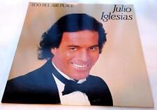 Julio Iglesias  1100 Bel Air Place 1984 Columbia 39157 Pop 33rpm Vinyl LP NM