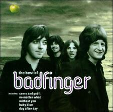 The Best of Badfinger, Badfinger,Excellent, ### Audio CD with artwork-complete,A