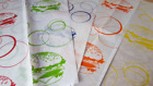 Burger Wraps, Greaseproof Paper Sheets Deli, Food Wraps Free P&P