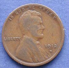 MONETA MONNAIE COIN UNITED STATES OF AMERICA U.S.A. - ONE CENT (LINCOLN) 1912.D