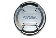 [NEAR MINT] Genuine SIGMA  58mm Snap-on Front Lens Cap  Free Shipping from Japan