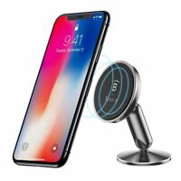 Baseus 360° Magnetic Car Phone Holder Dashboard Stand for iPhone 12 Samsung S21