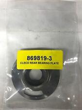 869819-3 CLECO REAR BEARING ROTOR PLATE