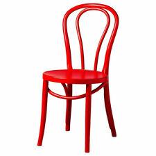 IKEA BJURAN Chair, dark red (404.224.42)