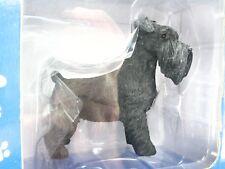 """NEW SCHNAUZER Black DOG Figure - SS14105 SANDICAST IN BOX - 3"""" Tall"""