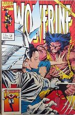 MARVEL FUMETTO WOLVERINE N.51 1994 PLAY PRESS OTTIMO ultimo numero