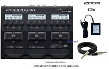 Zoom G3n - Pedaliera Multieffetto Amp-simulator