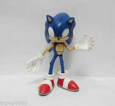 #q2~ Sonic The Hedgehog Super Sonic action Figures 5""