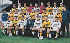 ALLOA ATHLETIC FOOTBALL TEAM PHOTO>1990-91 SEASON