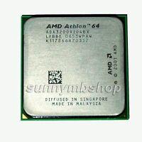 New AMD ATHLON64 3200+ CPU SOCKET 754 ADA3200AIO4BX #O3