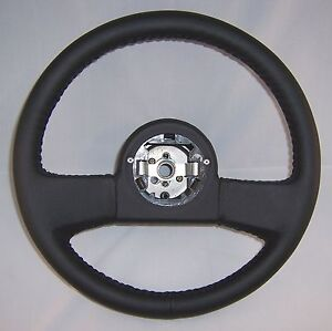 1984 - 1989 Corvette Leather Steering Wheel Reproduction C4 NEW