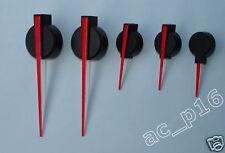 BMW Tacho-Nadeln Zeiger Pointers Needles rot für E38 E39 E53 M5 X5