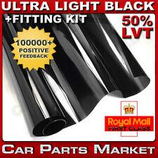 ULTRA LIGHT 50% CAR WINDOW TINT 6M x76CM FILM TINTING
