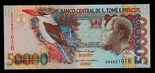 SAINT THOMAS & PRINCE  50000 DOBRAS 2004 PICK # 68b UNC