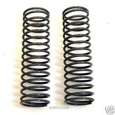 Mugen MBX5 front shock springs 15T gray NIP MUGC0593