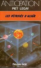 PIET LEGAY / LES PETRIFIES ANTICIPATION FLEUVE NOIR 859