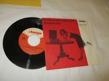 Tina Brix & DEFA Film Musik  - 1964 Vinyl Single AMIGA 450469 - unbespielt