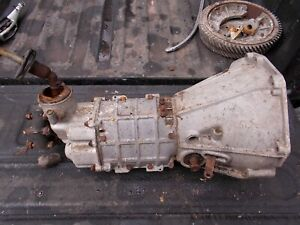 Early 2000 Alfa Romeo Body No. 102 Factory Original Complete Transmission.