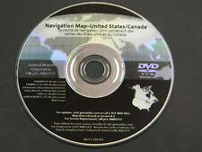 GM  NAVIGATION DVD US CANADA OEM 20883771 86271-60V704 version 8.3
