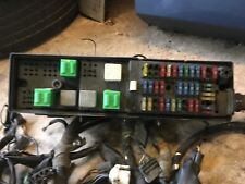 1992 Classic Saab 900 Convertible Turbo Complete Car Wiring Harness 2 Fuse Box