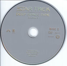 Star Trek Deep Space Nine DS9 Season 3 Disc 2 Replacement DVD Disc