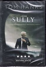 Dvd **SULLY** di Clint Eastwood con Tom Hanks nuovo 2016