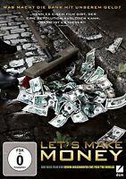 LET'S MAKE MONEY  DVD NEU