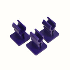 3 Pack Purple Ecig Vaporizer Ego Vape Pen Car Clip Holder FREE SHIPPING