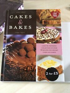 Cakes and Bakes by Parragon (Hardback, 2009)