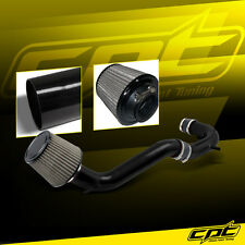 08-12 Honda Accord 4cyl 2.4L Black Cold Air Intake + Stainless Steel Filter