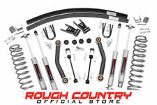 "Rough Country® - 623N2 - 4.5"" Lift Kit for Jeep 84-01 Cherokee XJ 4WD"