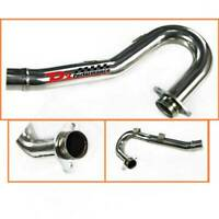 Stainless Steel Exhaust header pipe Head For HONDA CRF450R CRF450 CRF 450 2005