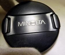 Minolta LF-1162 FRONT CAP Lens 62mm Maxxum AF Genuine OEM