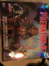 Hot Toys Sideshow exclusive MMS45 500 PREDATOR 2 BATTLE DAMAGED VERSION 1/6