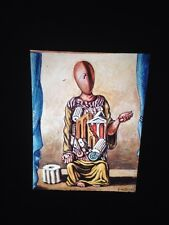 "Giorgio De Chirico ""Solitary Archeologist"" Surrealist Art 35mm Slide"